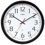 Best Timex Alarm Clocks - Timex 46004 T Set And Forget Wall Clock Review