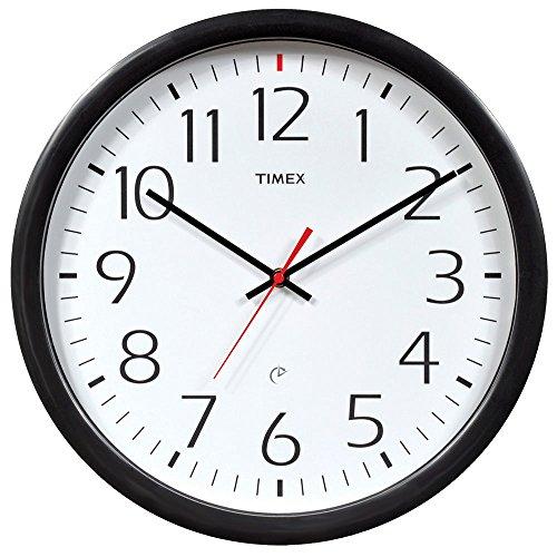 Timex 46004t Set und Vergessen Wanduhr, 35,6cm -