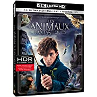 Les Animaux fantastiques - Le monde des Sorciers de J.K. Rowling - 4K Ultra HD