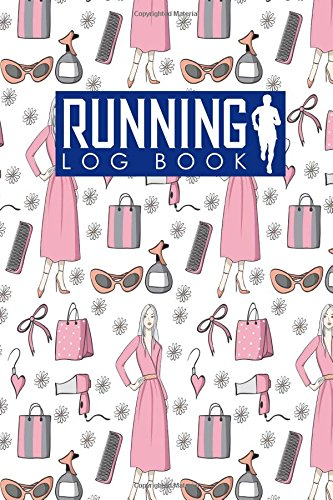 Running Log Book: Run Logger, Running Diary Template, Running Schedule, Track Distance, Time, Speed, Weather, Calories & Heart Rate: Volume 95 por Rogue Plus Publishing