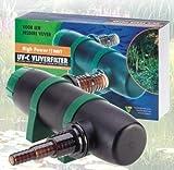 VT 146520 - Dispositivo elettronico di rimozione delle alghe nei laghetti, fino a 5.500 litri, filtro VT UV-C, 11 Watt