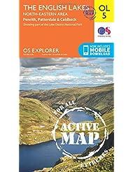 Lakes NE (OS Explorer Map)