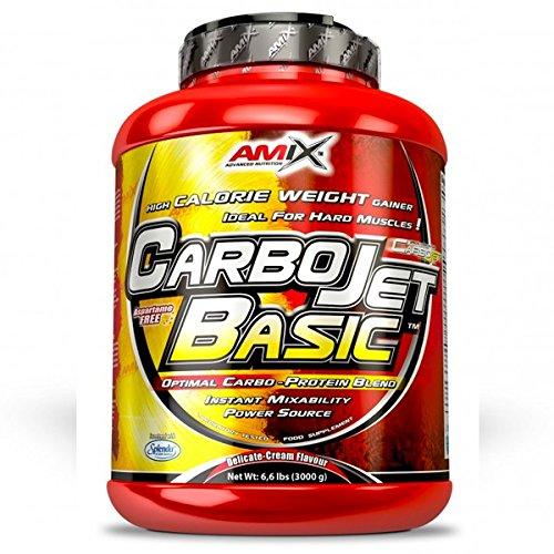 Amix CarboJet Basic 3 kg - Sabor - Plátano