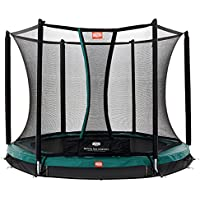 Berg Toys 35.28.10.00 Trampolin Talent Inklusiv Netz, Inground, 244 cm