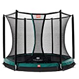 Bergtoys Trampolin Talent inkl. Netz, InGround, 244cm