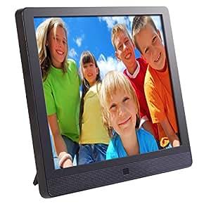 Pix-Star Cadre Photo Numérique FotoConnect XD 10,4 pouces WiFi avec adresse Email et Web Radio