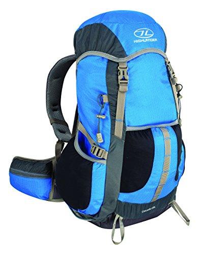 Highlander Cascade Mochila, Unisex Adulto, Azul, 28 l