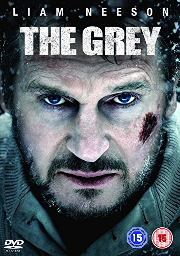 The Grey [DVD] [2017]
