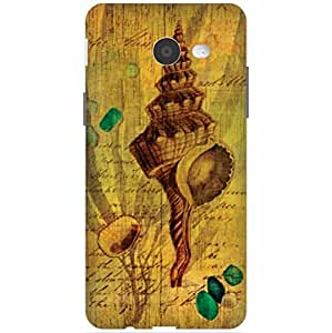Printland Samsung Galaxy J5 (2017) Back Cover Printed Hard Plastic-Multicolor