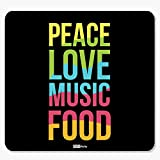 InstaNote - Peace Love Music Food - Moti...