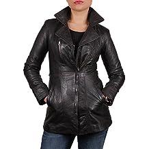 on sale 51662 40909 Amazon.it: Giacca Vera Pelle Donna - Brandslock