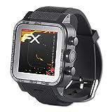 atFoliX Schutzfolie kompatibel mit Simvalley-Mobile AW-420.RX/AW-421.RX Bildschirmschutzfolie, HD-Entspiegelung FX Folie (3X)
