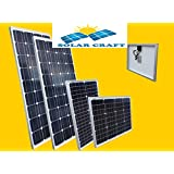 Panel Solar fotovoltaica PV Solar 30Watt/50Watt/100W 130watt