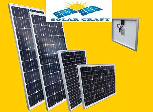 50 Watt 12 V Polykristallin Solarmodul, Solarmodul, Solarmodul, Camping flexibel
