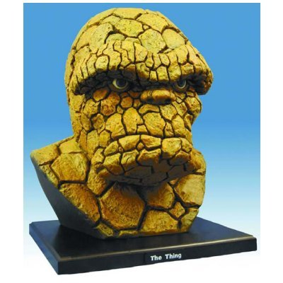 Marvel The Thing Limited Mini Head Bust