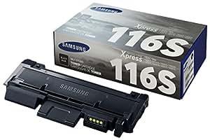 Samsung MLT-D116S Toner (1,200 Pages), Black