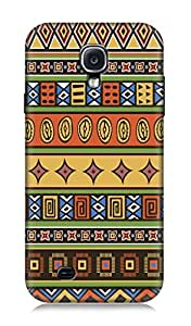 Samsung Galaxy S4 3Dimensional High Quality Designer Back Cover by 7C
