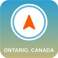 Ontario, Kanada Offline-GPS