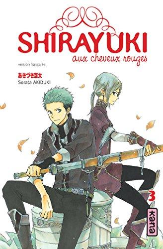 Shirayuki aux cheveux rouges Vol.3