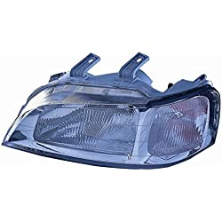 35320 Lamp DX Headlamp RH [Passenger Side]