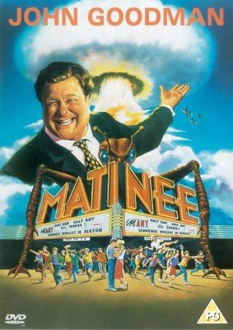 Matinee [DVD] [1993] by John Goodman