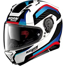 Nolan - Casco de motocicleta N-87 Arkad N-Com