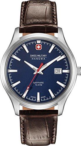SWISS MILITARY-HANOWA Herren-Armbanduhr 06-4303.04.003