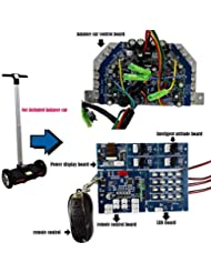 Quanmin Replacement hoverboard Controller Board For LED 2 Wheel Smart Self Balancing Scooters Car Control Module PCBA SKD