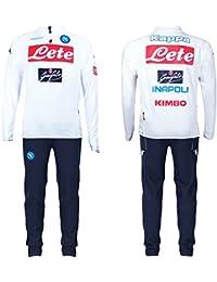 Kappa - Ropa de abrigo - Aldebuo Napoli - 904 - White-Blue Marine - 00af15c116ceb