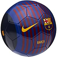 Nike FC Barcelona Skills – Balón de fútbol, Deep Royal Blue/Noble Red/University Oro, 1