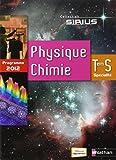 Physique-Chimie Tle S spécialité