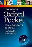 Diccionario Oxford pocket ingles-español, español-ingles - Versión antigua