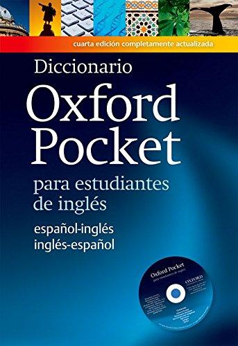 Diccionario Oxford pocket ingles-español, español-ingles - Versión antigua por Artistas varios
