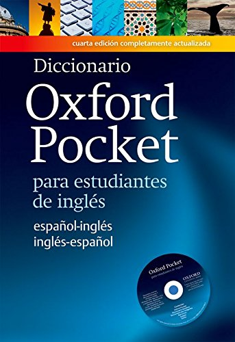 Diccionario oxford pocket ingles - español, español - ingles