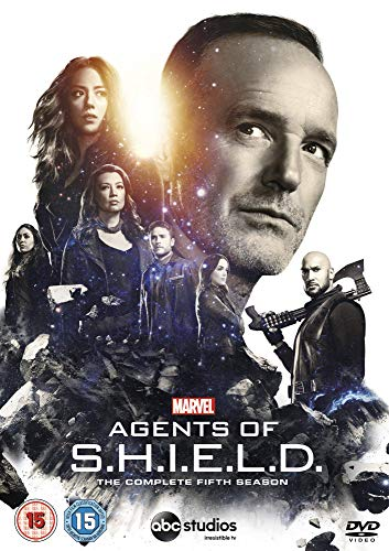 Preisvergleich Produktbild Marvel's Agents of SHIELD - Season 5 [UK Import]