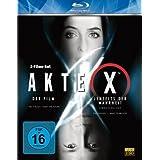 Akte X - Der Film/Jenseits der Wahrheit [Blu-ray]