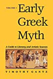 Early Greek Myth: A Guide to Literary and Artistic Sources: Volume 1
