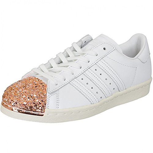 Adidas Superstar 80s 3D Women Sneaker Trainer BB2034 White/white