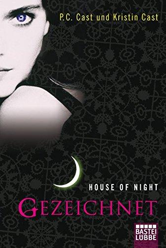 Buchcover House of Night, Band 1: Gezeichnet