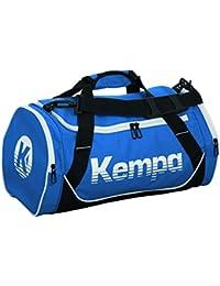 Kempa 200489703 Bolsa Deportiva, Unisex, Azul Royal / Negro / Blanco, M