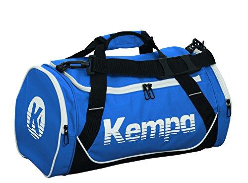 Kempa Unisex Sporttasche 75 L (L) Taschen royal/Schwarz/Weiß