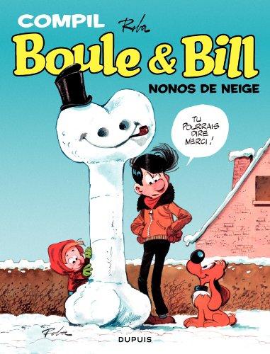 Boule et Bill - La compil - tome 1 - Compil Boule et Bill