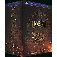 Coffret terre du milieu : trilogie le hobbit ; trilogie le seigneur des (Pace Lilly)