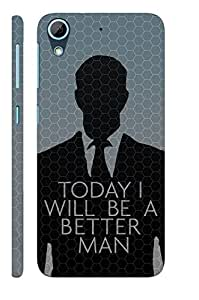 KALAKAAR Printed Back Cover for HTC Desire 626,Hard,HD Matte Quality,Lifetime Print Warrenty