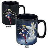 ABYstyle Studio AbyStyle – Moon – Becher Heat Change Sailor Chibi unisex-adult, 460 ml, abymug406