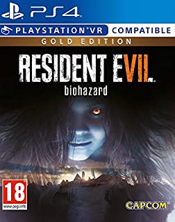 Resident Evil 7: Biohazard - Gold Edition (B075TJ47BV) | Amazon price tracker / tracking, Amazon price history charts, Amazon price watches, Amazon price drop alerts