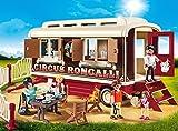Playmobil - 9398 - Café des Artistes du Roncalli Circus