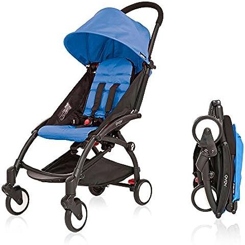 Passeggino Ultraleggero YoYo Plus 6+ BabyZen blue/black