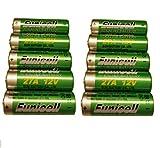 Eunicell 10 x 27A 12V MN27, A27, V27GA, L828, GP27A (10 x 27A Batterien lose) EINWEG