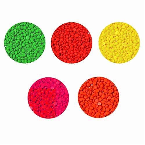 TrendLight 861277 5 colorants pour Cire de Bougies Couleurs Fluo